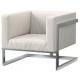 Кресло ANDRIAN WHITE