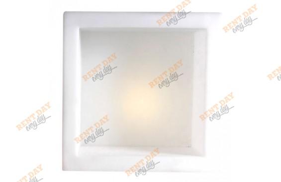 Куб светящийся открытый  в аренду