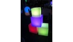 Куб светящийся