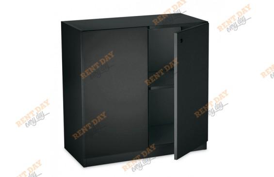 Черный шкафчик в аренду