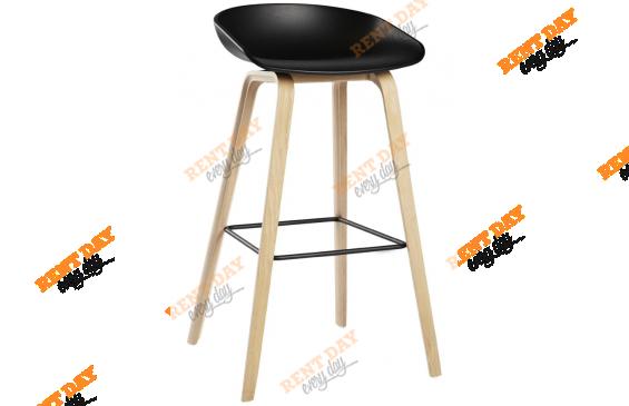 Design Wood Black
