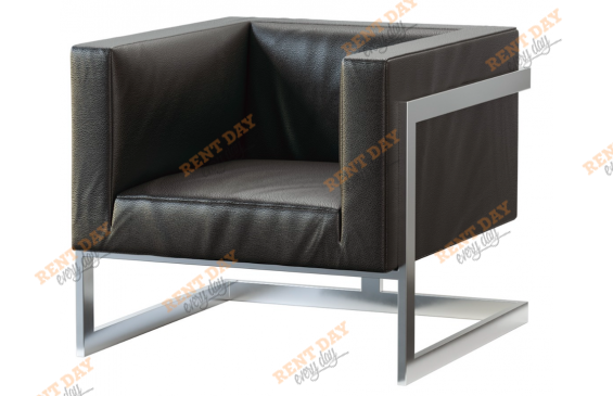 Кресло ANDRIAN BLACK в аренду