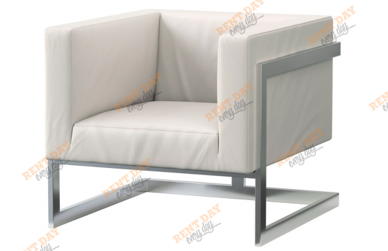 Кресло ANDRIAN WHITE в аренду