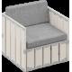 Модульное кресло БОКС 80х80