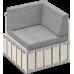 Модульное кресло БОКС 80х80 в аренду
