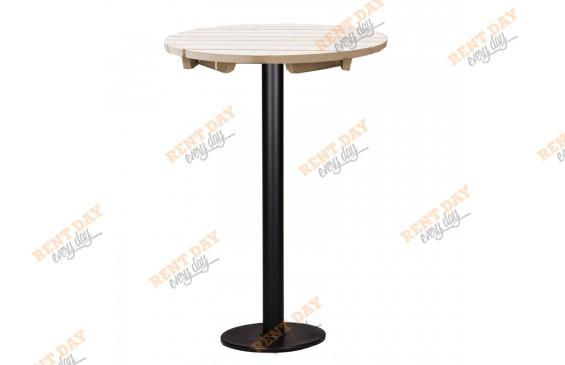 Уличный барный стол в аренду
