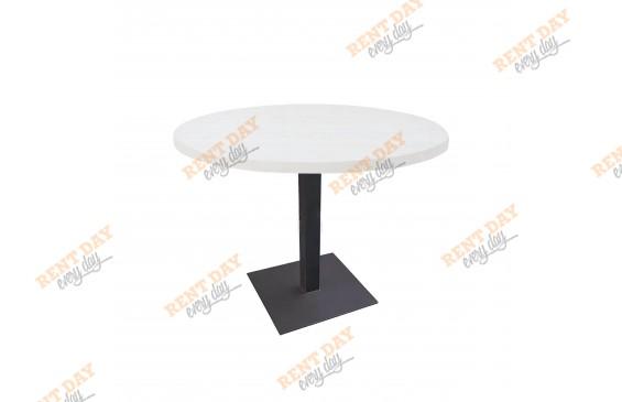 Круглый столик  в аренду