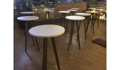 Коктейльный столик WOOD