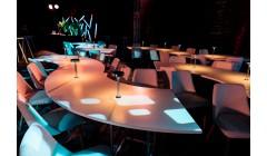 Большой стол WHITE WAVE