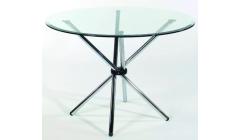 GYDRA стол стеклянный