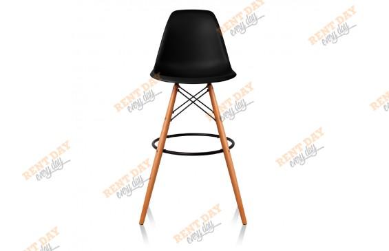 Барный стул EAMES BLACK в аренду