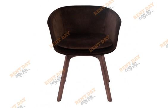 Бархатное кресло  в аренду
