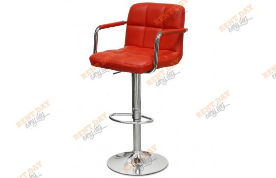 Барный стул с подлокотниками в аренду