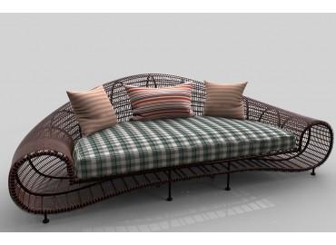 Аренда ротанговой мебели